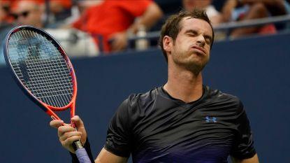 Exit Murray in tweede ronde, Nadal gaat vlotjes door