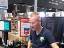 Tom Beugelsdijk winkelt voor het goede doel