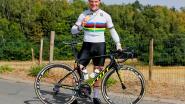 Geen nieuwe WK-titel voor paracyclist Kris Bosmans