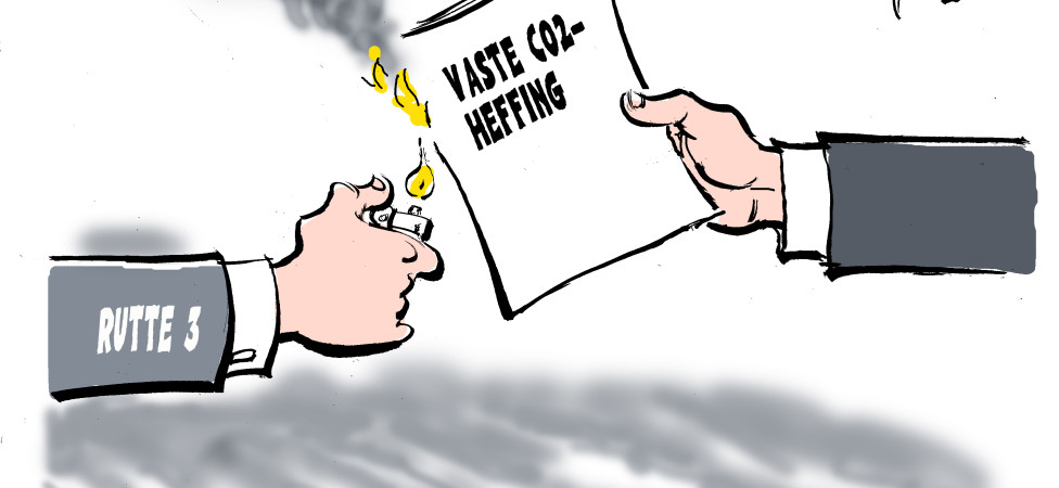 Schrap de CO2-heffing, schrijven ondernemingsraden van zeventien grote bedrijven