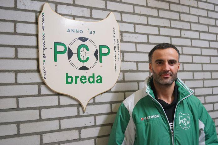 Hassan Lammou - Trainer/speler PCP Breda (amateurvoetbal)
