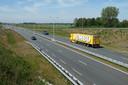 Het is nu 80 kilometer per uur op de N279-Noord tussen Veghel en Den Bosch en vice versa.