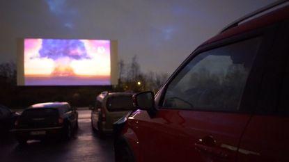 Drive-in cinema biedt ontspanning in de coronacrisis