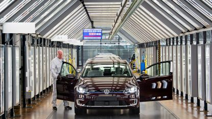 VW wil wereldwijd zestien fabrieken voor elektrische auto's