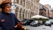 Politie beslist 'sultankwestie': voertuigen van sultan mogen niet meer op Grote Markt staan