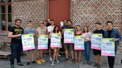 Vanavond gaat Roosdaal Zomert van start met een optreden van BOROKOV aan Het Koetshuis