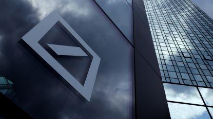 Eerste winst voor Deutsche Bank sinds 2014