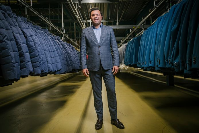 Joris Aperghis, ceo van WE Fashion.