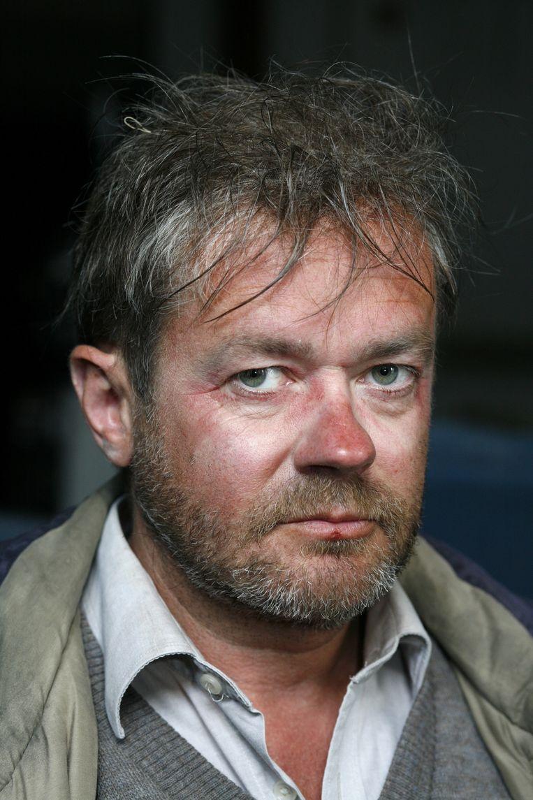 George van Houts als Peer van Eersel in de televisieserie over het vermaarde radiostation Radio Bergeijk. Beeld ANP