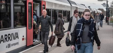Treinverkeer Nijmegen - Molenhoek weer op gang na persoon op het spoor