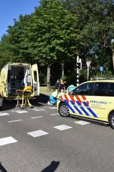 Fietser zwaargewond bij botsing met auto in Nijmegen