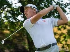 Tilburgse golfer Felix van Dijk Nederlands kampioen
