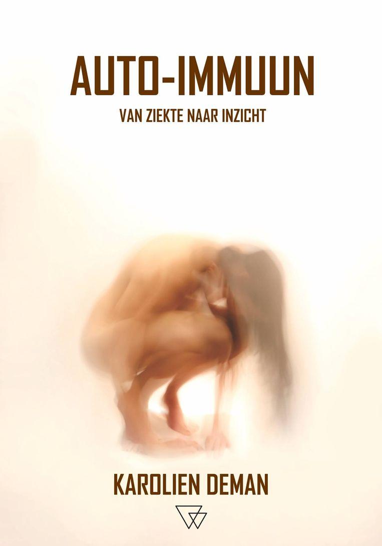 De cover van het boek van Karolien Deman.