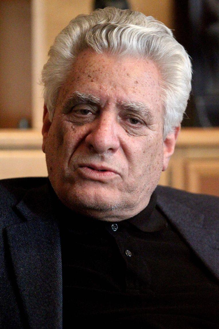 Mustafa Bouchachi. Beeld AFP