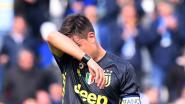 Juventus loopt blauwtje bij laagvlieger en moet titelfeest nog even uitstellen
