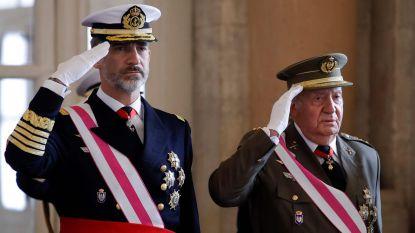 Koning Felipe overweegt ballingschap voor vader Juan-Carlos (82)