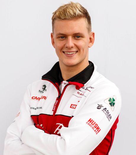 Mick Schumacher: 'Ik ben volledig klaar voor Formule 1'