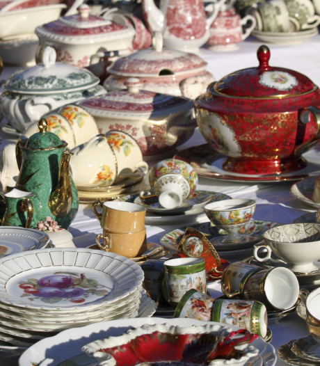 Brocantemarkt in stadspark Hulst afgeblazen