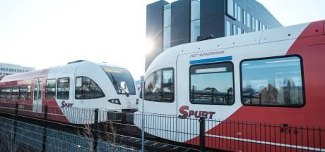 Grote treinstoring tussen Arnhem en Doetinchem door gebroken kabel