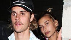 """Hailey Baldwin over huwelijk met Justin Bieber: """"Ik ben nog niet getrouwd!"""""""