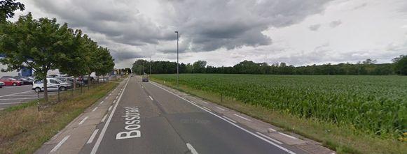 De gekende Bosstraat in Hamont-Achel