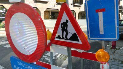 Nieuwe verkeersmaatregelen tijdens werken in Eernegem