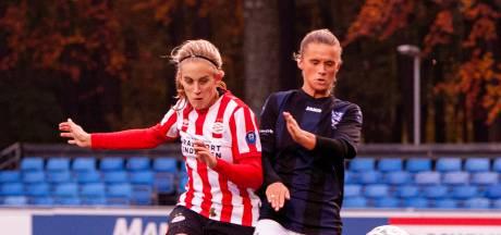 Vrouwen PSV laten punten liggen tegen SC Heerenveen