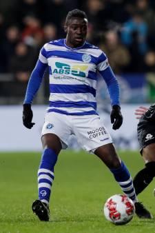 Seuntjens helpt De Graafschap in extremis aan bevrijdende zege op Jong FC Utrecht