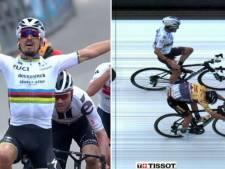 Roglic remporte Liège-Bastogne-Liège, Alaphilippe déclassé après un sprint houleux