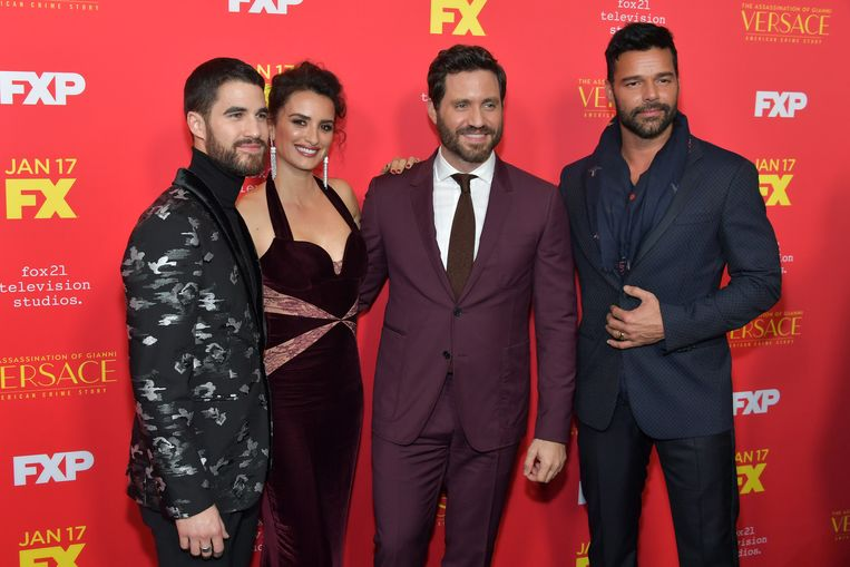 'The Assassination Of Gianni Versace: American Crime Story' cast