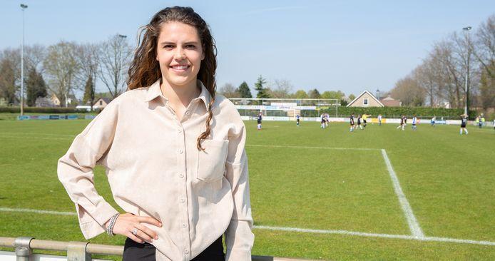 Melanie Bross uit Heesch tekent voor één seizoen bij PSV.