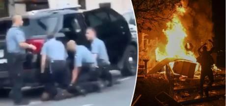 De nouvelles images de l'arrestation de George Floyd, un commissariat incendié lors d'affrontements contre la police