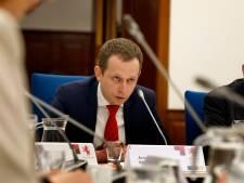 Vlaardingse wethouder Arnout Hoekstra stapt op