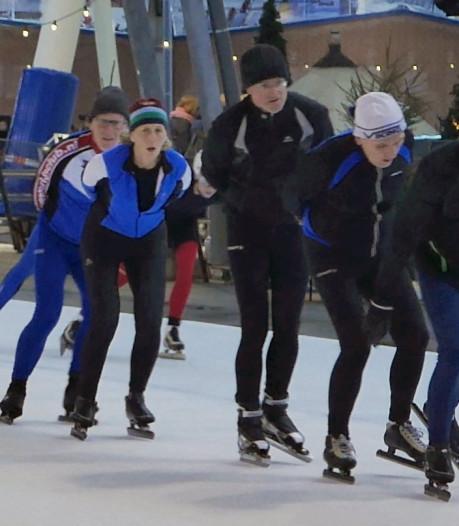 Twee dagen gratis schaatsen bij De Scheg