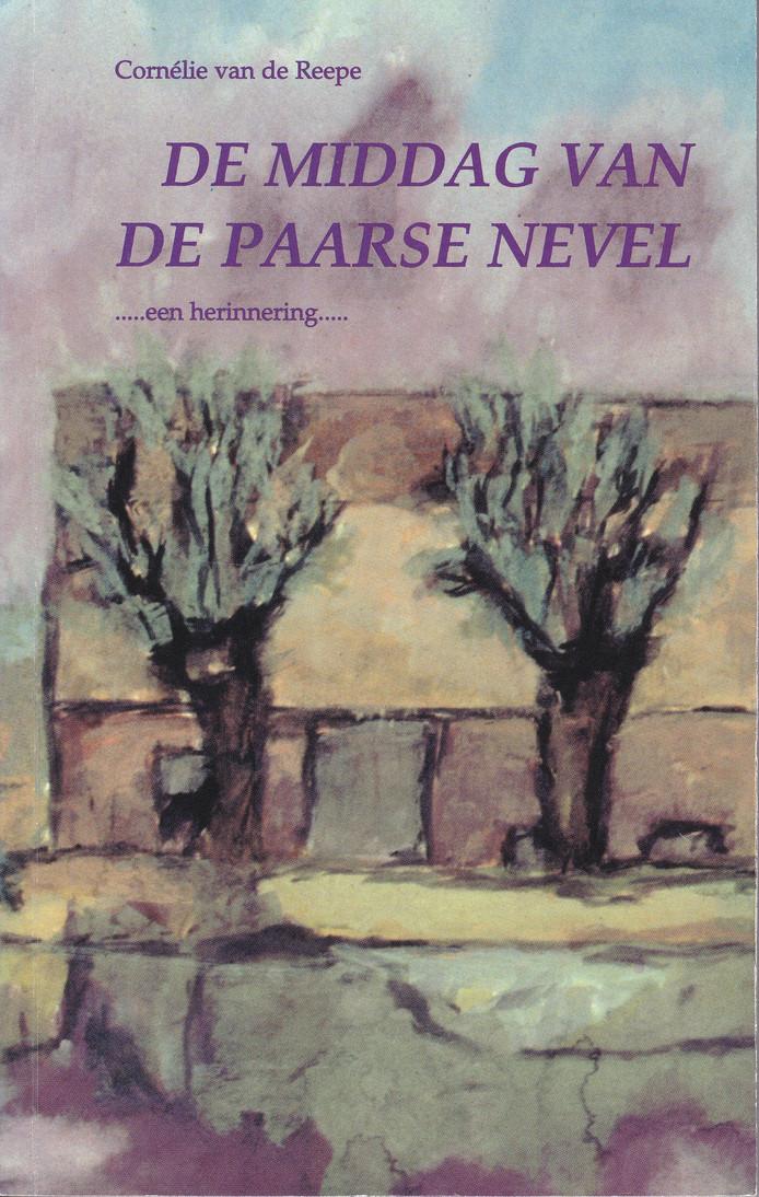 cover De middag van de paarse nevel Cornelie van de Reepe 2001