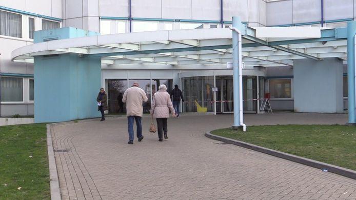 Het Adrz ziekenhuis in Goes.