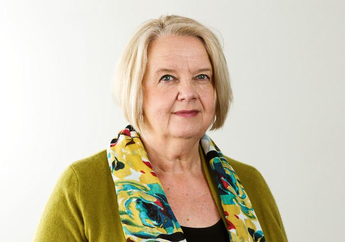Lia Thorborg columnist AD Groene Hart Alphen aan den Rijn
