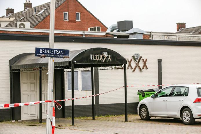 Schietpartij Luxxx Enschede
