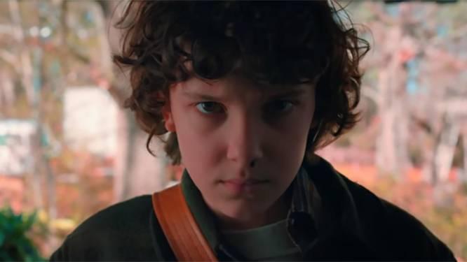 Bekijk hier de laatste trailer van 'Stranger Things': wordt seizoen 2 even griezelig?