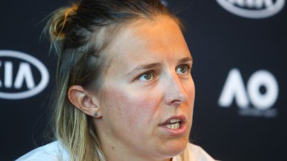 Flipkens ook uitgeschakeld in het dubbelspel op Australian Open