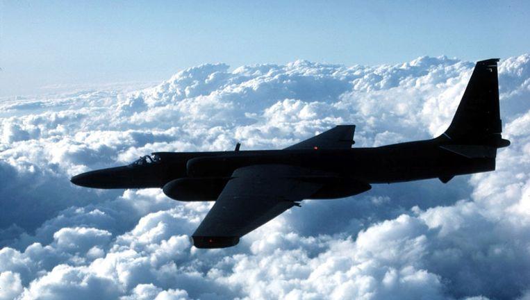 Een U2-spionagevliegtuig. Beeld AFP