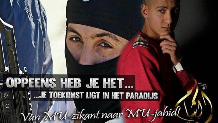 Deze foto postte de Nederlander vorig jaar nog op Twitter.