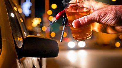Maand rijverbod voor ritje met 2,39 promille alcohol in het bloed