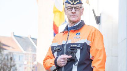 """Politiezone Schelde-Leie wil tien bodycams aankopen: """"We geven vooraf een seintje als we beginnen te filmen"""""""