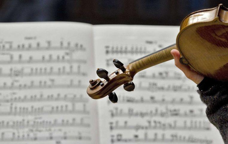 Radio Filharmonisch Orkest. Beeld anp