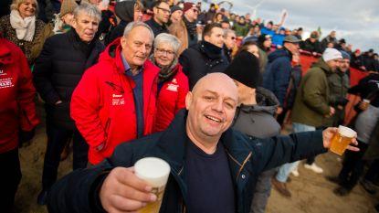 """BK veldrijden lokt duizenden kijklustigen naar Antwerpse Linkeroever: """"Een volksfeest op Sint-Anneke. Heerlijk toch?"""""""