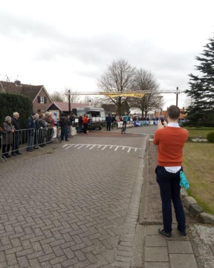 winnaar ronde van Woensdrecht; Havik.