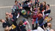 Met verschillende sokken naar school voor Downsyndroomdag