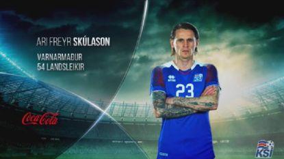 IJsland maakt WK-selectie nu al bekend: Skulason (Lokeren) mag mee naar Rusland