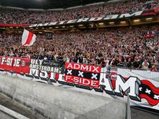 Ajax eist uitkaarten voor Klassieker in de Kuip op